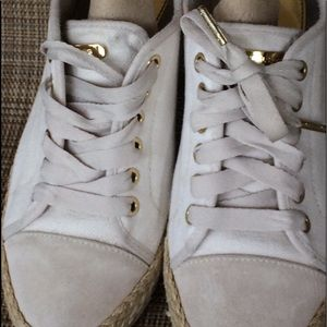 Michael Kors canvas sneakers